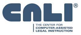 CALI Board of Directors Nomination